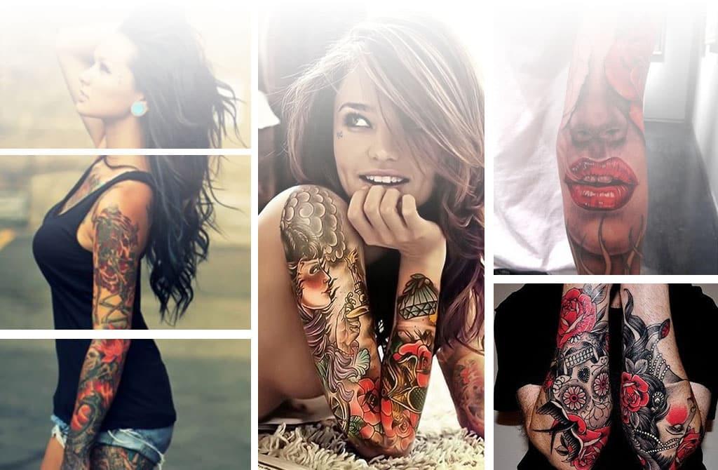 Tattoo sleeve  styles