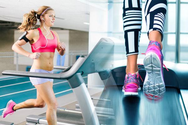 treadmill runs