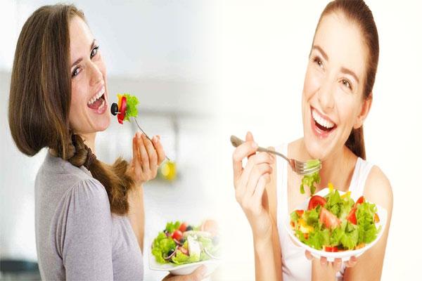 vegetarian eating