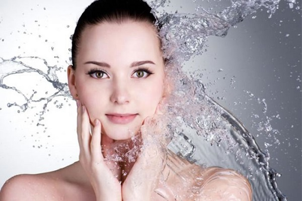 water for beauty